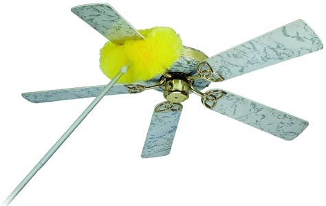 how to clean high ceiling fans how to clean ceiling fans no matter how dusty they get
