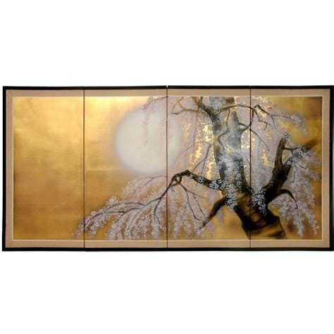 japanese wall oriental furniture asian art and home decor 6 feet long