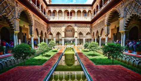 Real Alcázar in Sevilla   Rondreisandalusie.nl