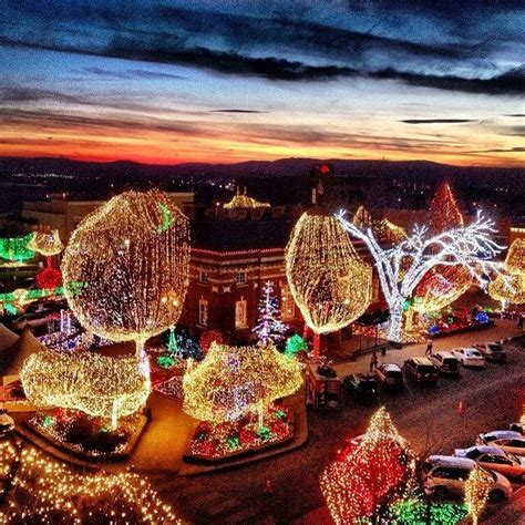 fayetteville square lights 2292 best images about arkansas my home state on