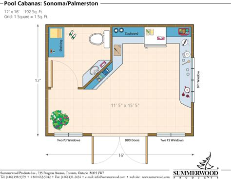 Floor Plan Small House by Pool House Floor Plans 16 X 20 Pool Bath House Plans