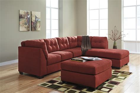 Small 2 Piece Sectional Sofa Small Brown Microfiber Chaise Sectional Sofa Pieces