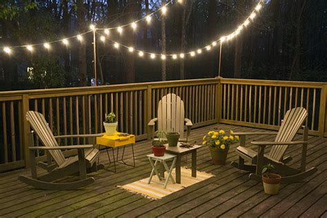 Patio Deck Lighting Diy Deck Lighting Hearts Sharts