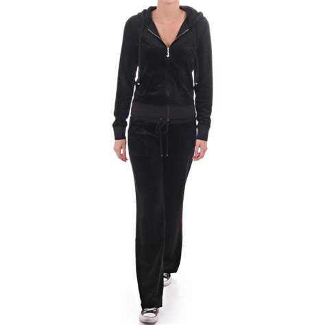 Couture Free Couture Velour Mirror by Couture Black J Bling Original Hooded Jacket