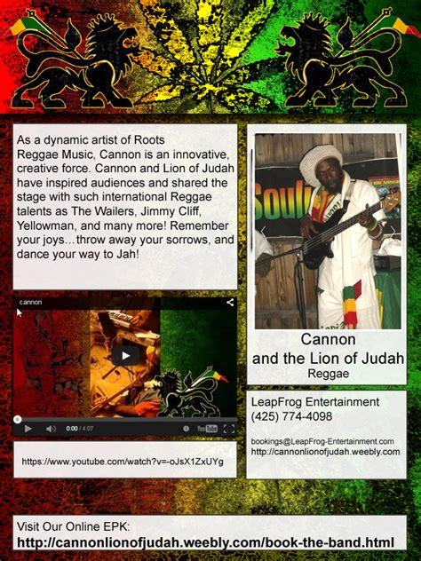 lightwood judah cannon books book the band cannon and the of judah