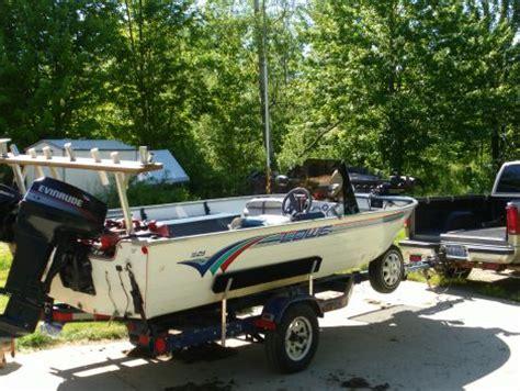 fishing boat for sale mi 1996 lowe 1605 fishing boat for sale in wheeler mi