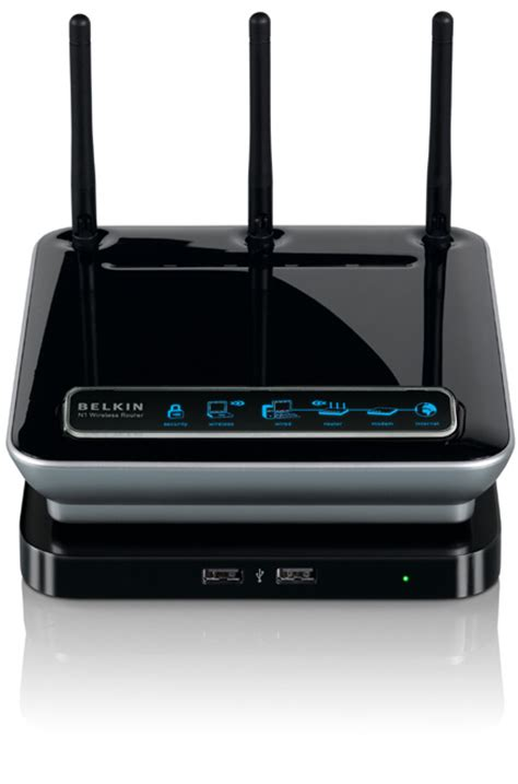 Belkins Network Usb Hub Promises To Make Setting Up A Print Server On Your Network Easy by Belkin Network Usb Hub Gets Official