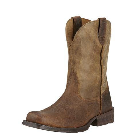 western boat rambler western boot