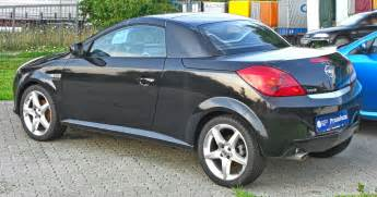 Vauxhall Tigra Parts Opel Tigra Twintop Technical Details History Photos On