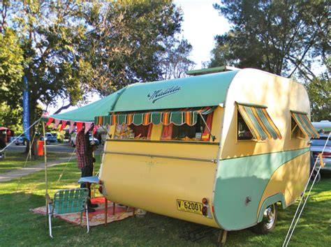 Rv Awnings Fabric Vintage Caravan Style Book Review