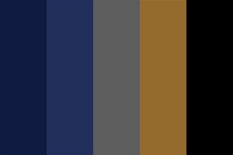ravenclaw color palette