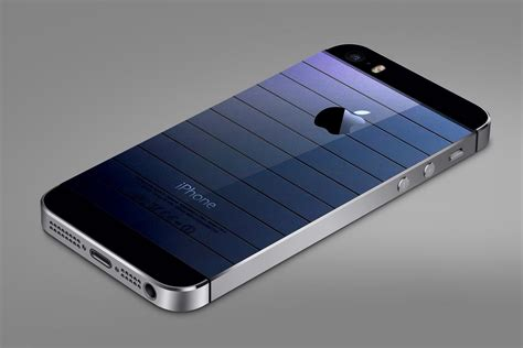 solar powered phone future iphones could solar touchscreens in them digital trends