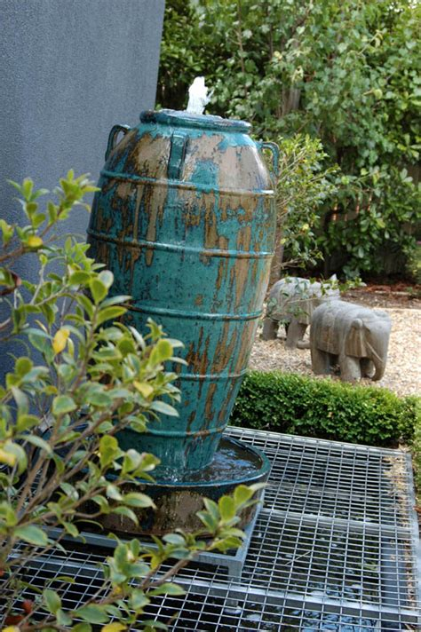 simple water features for backyard bliss garden giftware easy diy water features