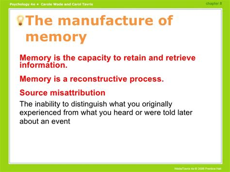 Memory Powerpoint Memory Powerpoint