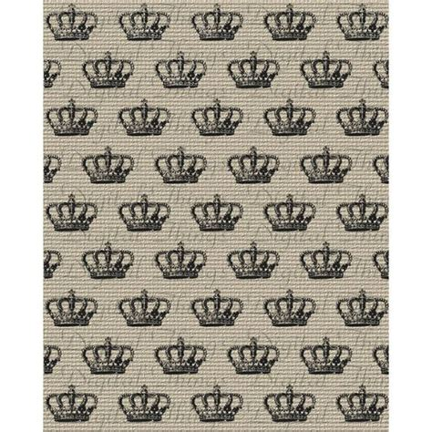 paper pattern in french french crown pattern background paper wallpaper digital