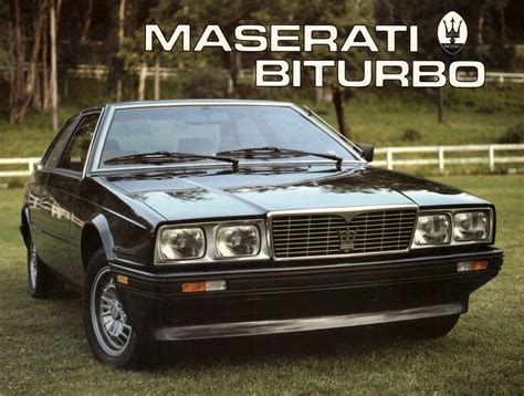 Biturbo Maserati by Maserati Biturbo 2500 Coup 233