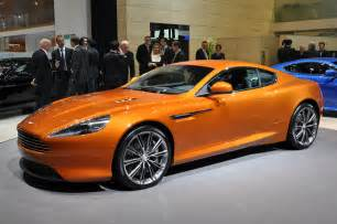 2012 Aston Martin Virage News 2012 Aston Martin Virage