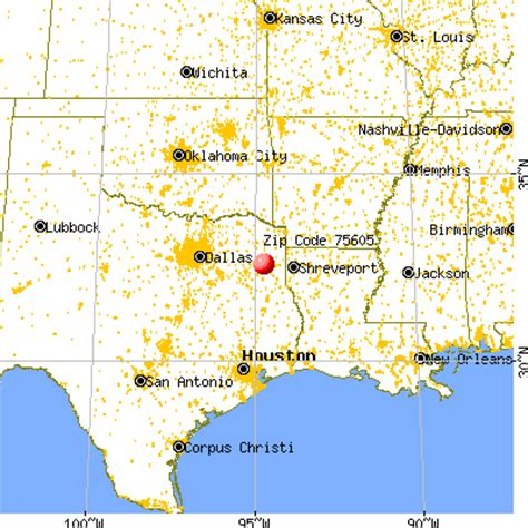 longview texas zip code map longview texas map kelloggrealtyinc