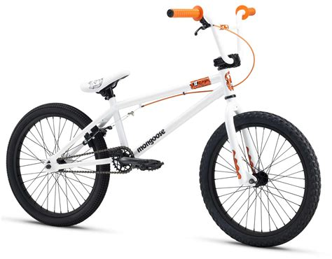 Kaos Mongoose Bike Graphic 1 mongoose logo 20 quot bmx bike with hi ten steel frame and fork