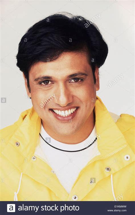 actor govinda image download portrait of govinda indian film actor stock photo