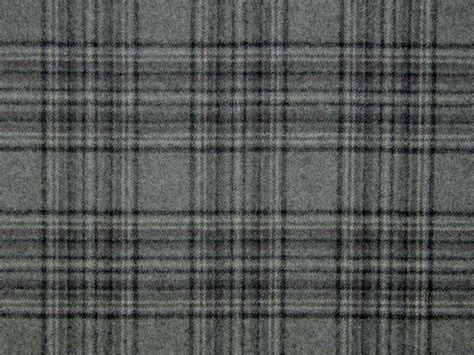 grey tartan upholstery fabric stirling wool tartan check grey black curtain upholstery