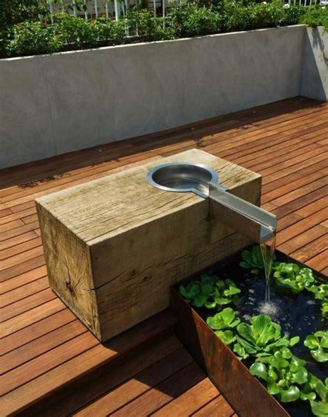 Décoration Jardin Moderne by Fontaine De Jardin Moderne Une Fontaine De Jardin Design
