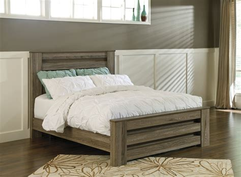 gray wood bed zelen grey panel bed wood beds bedroom bernie phyl