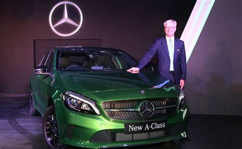 new mercedes car prices new mercedes a class launched in india prices start