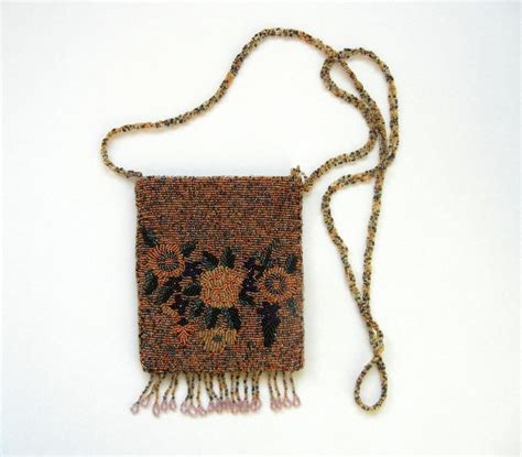 vintage beaded purses 1950s vintage 1950s beaded fringed purse from some like it