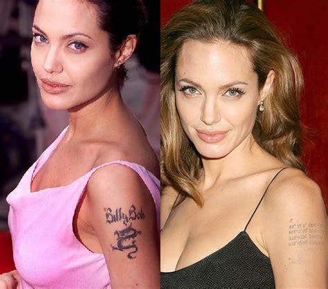 angelina jolie tattoo brad pitt bragelina getting matching tattoos celebnmusic247