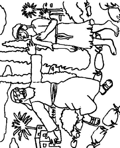 el hijo prodigo para colorear hijo pr 243 digo colouring pages