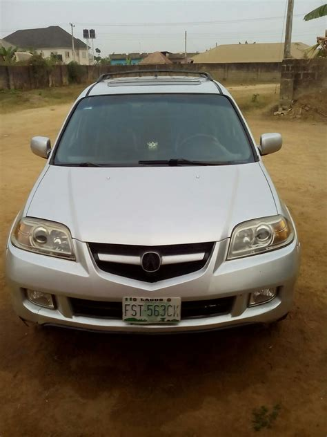 acura 2 seater clean registered 2006 acura mdx 3rows seater