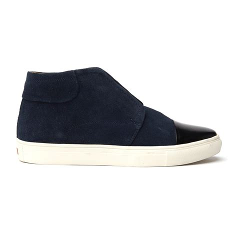 hunt chukka sneaker navy black us 7 5 j shoes touch of modern