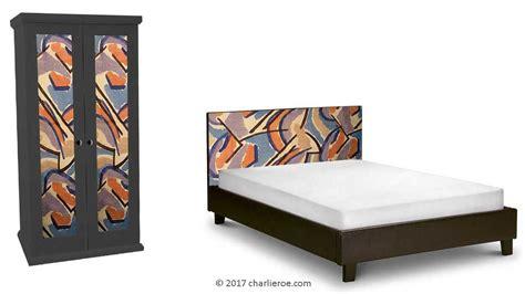 Wardrobe Designs new omega workshops bloomsbury group painted beds