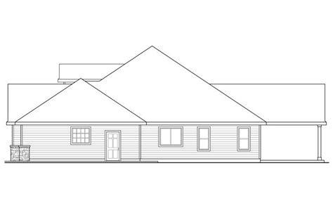 plan 035 00427 2 bedroom 2 5 bath log home plan craftsman plan 2 412 square feet 4 bedrooms 2 5