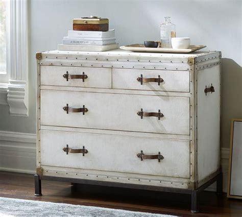Dresser Trunk by Ludlow Trunk Side Table Pottery Barn