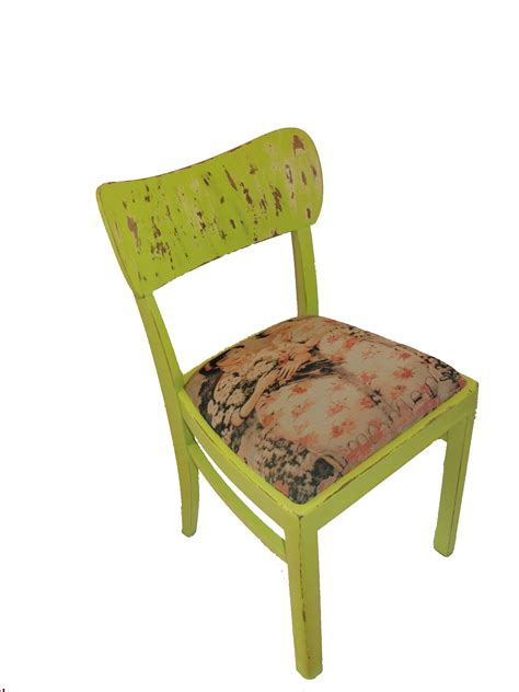 stuhl upcycling stuhl upcycling shabby chic used vintage chair
