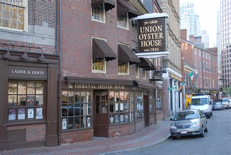 the oyster house after a fire the union oyster house is fine boston magazine