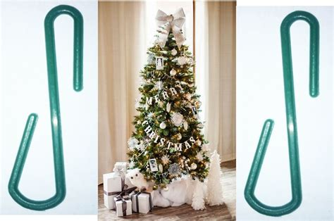 150 ornament hanger s green hooks christmas tree