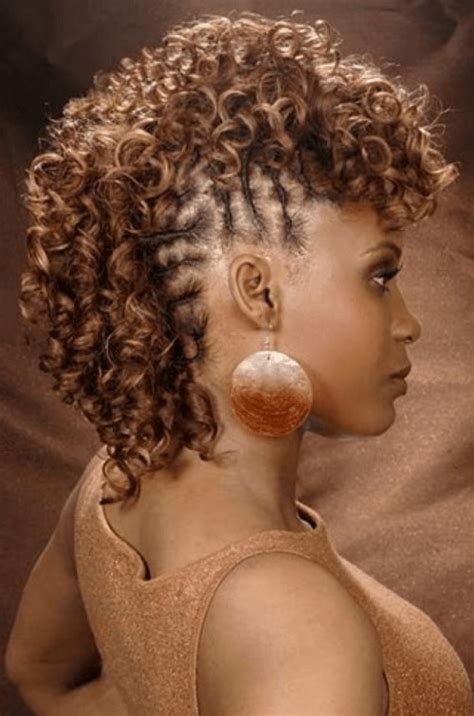 mohawk styles with a long weave 6 edgy braided mohawk hairstyles for black women in 2014