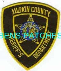 Yadkin County Sheriff S Office by Ben S Patch Collection