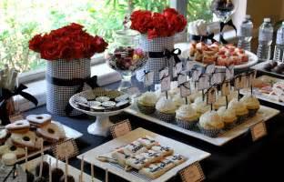 Creative Buffet Table Ideas Kara S Ideas 40th Birthday Kara S Ideas