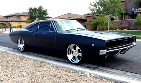 1964 dodge charger rt 1968 dodge charger r t 440 restored car