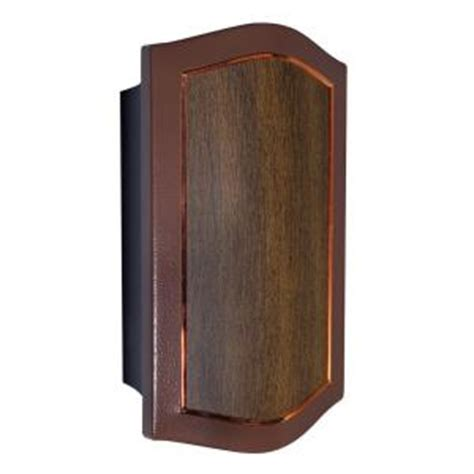 iq america designer series wired wireless door chime with