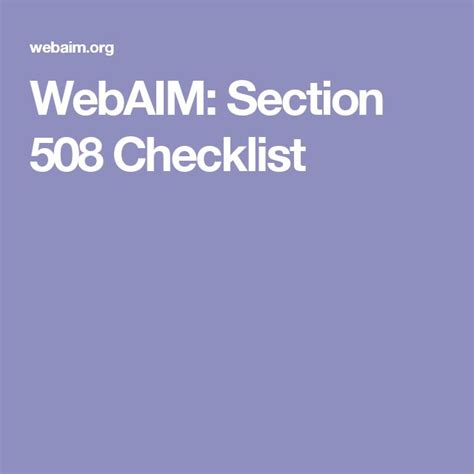 section 508 standards best 25 section 508 ideas on pinterest web