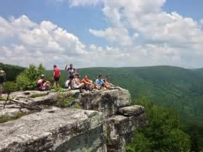 Parsons Table Table Rock Trail Mountain Bike Trail Davis West Virginia