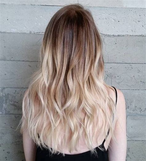ombre dirty blonde to brown images 40 beautiful blonde balayage looks