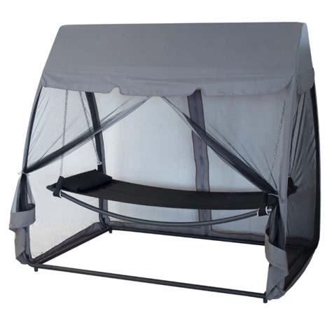 amaca con struttura amaca con copertura a zanzariera