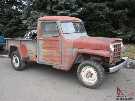 willys jeep pickup willys overland jeep pickup for sale pictures