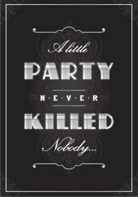 themes in great gatsby with quotes invitation for great gatsby party new years eve